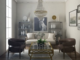 Online Designer Living Room