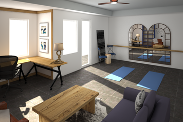 Interior Design Sample By Anna T