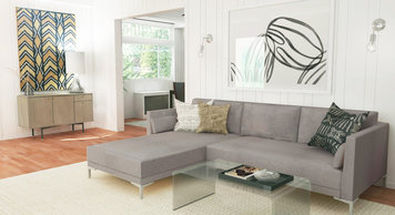 Interior design sample by anna s - Design living room online ...