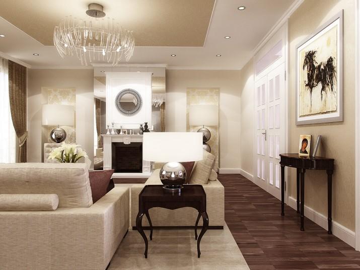 Online Designer Living Room
