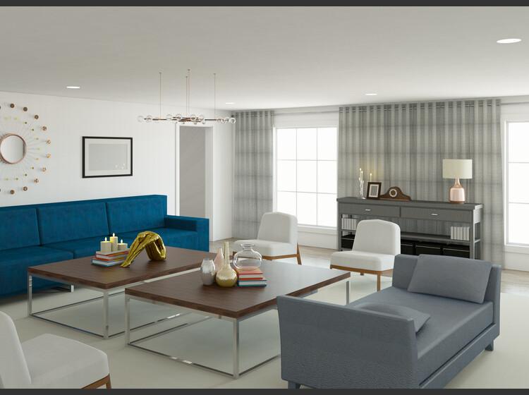 Interior design sample by lynda n for Lynda interior design
