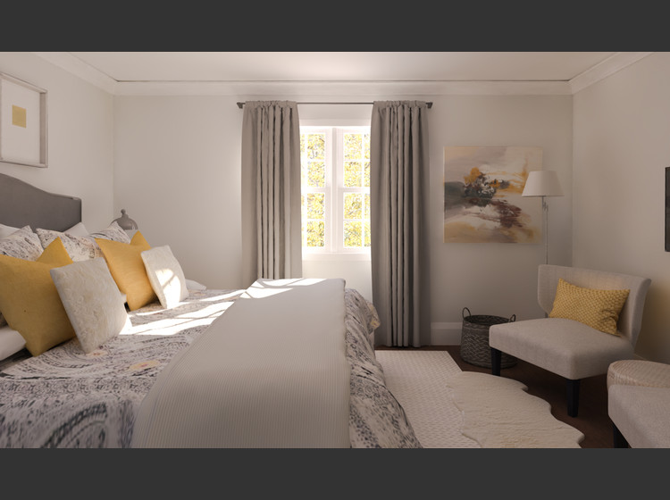 Interior Design Sample By Eleni P
