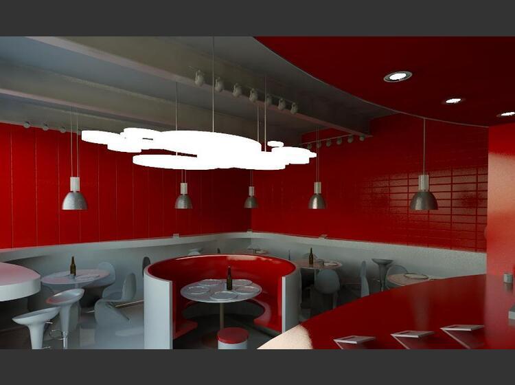 Interior Design Sample By Elisabetta Rizzato
