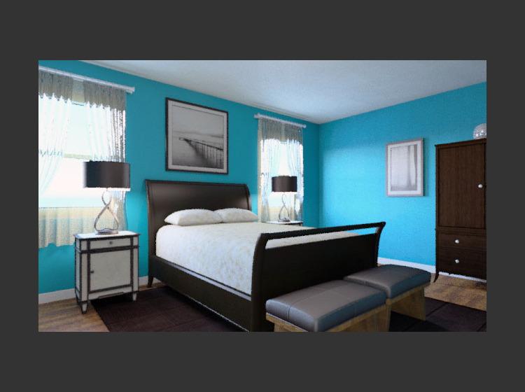 interior design sample by fundisha h