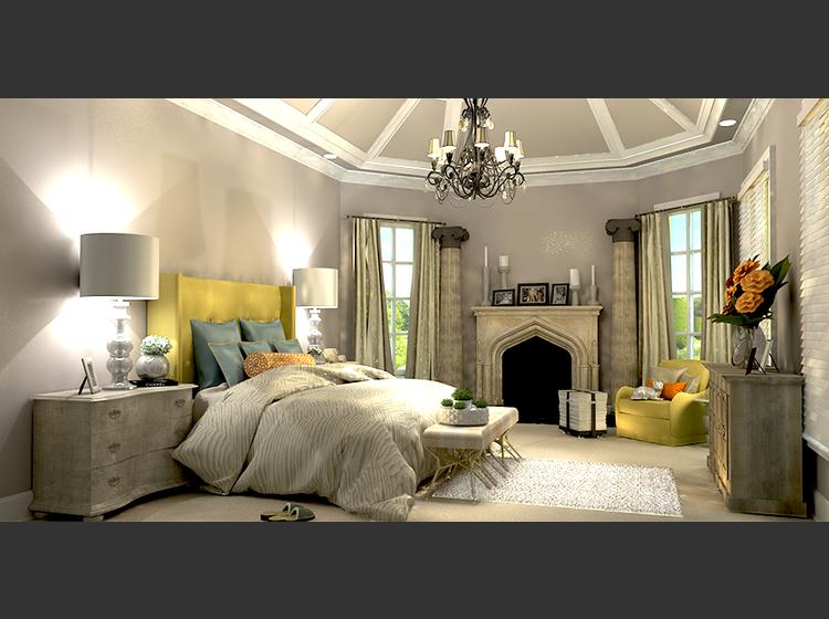 Captivating Bachelor Pad Bedroom