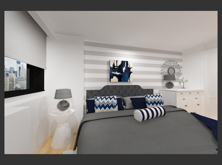 Interior Design Sample By Jina K