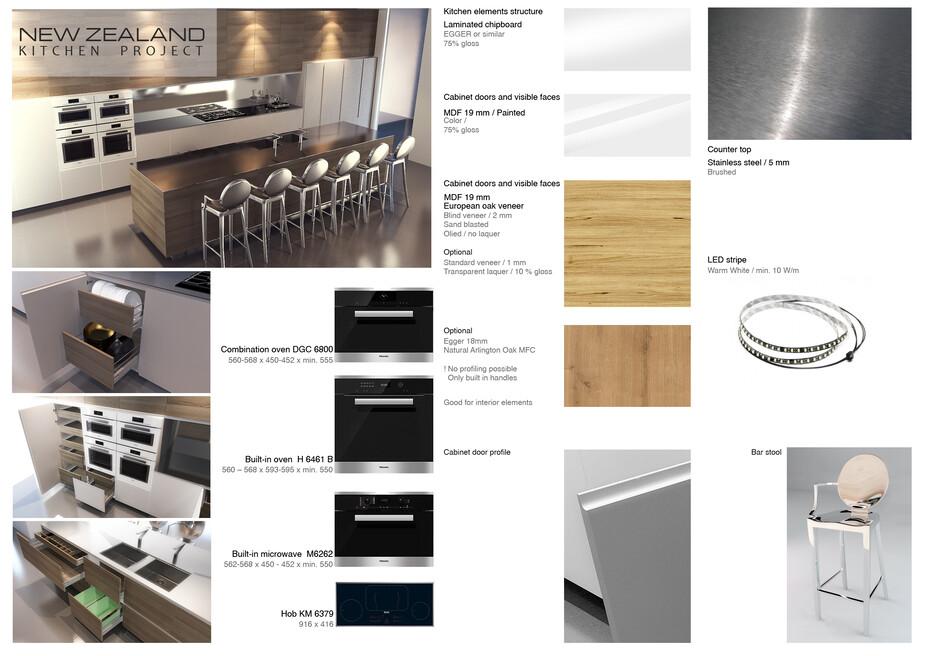 Mark 39 S Contemporary Minimal Kitchen Received Our Affordable Interior Design Help Decorilla