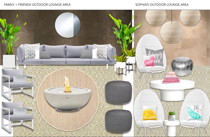 Online Designer Patio Moodboard