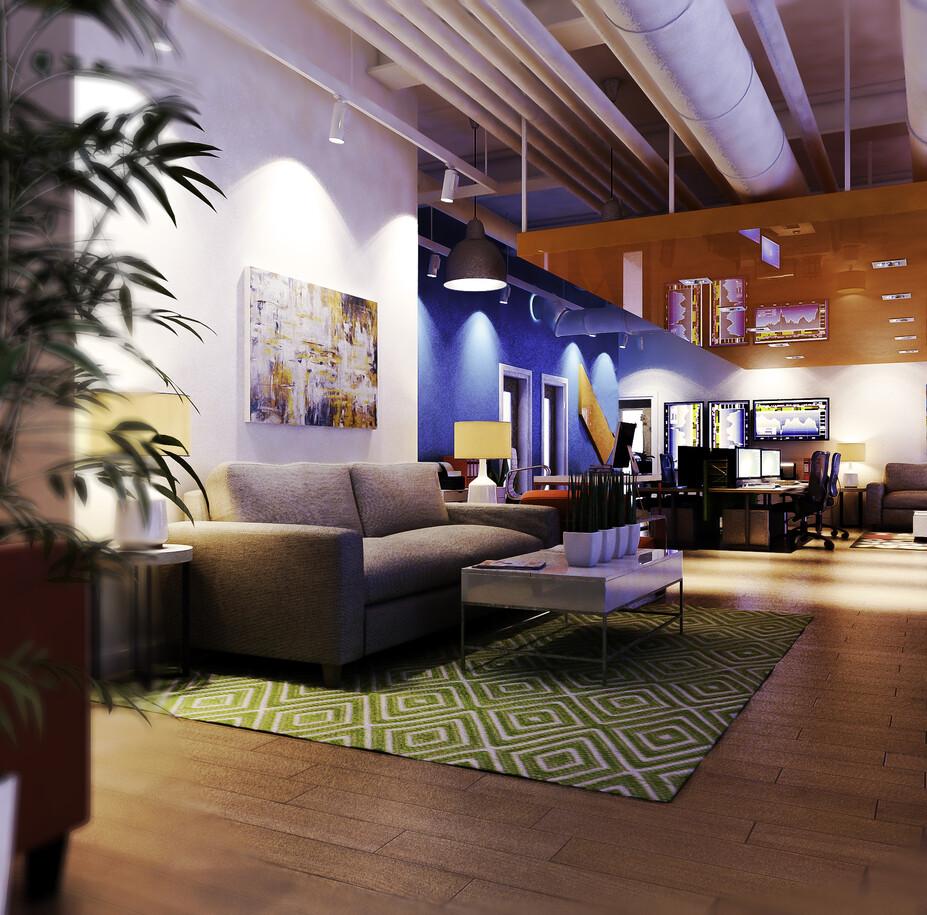 office design online. Online Designer Home/Small Office 3D Model Design