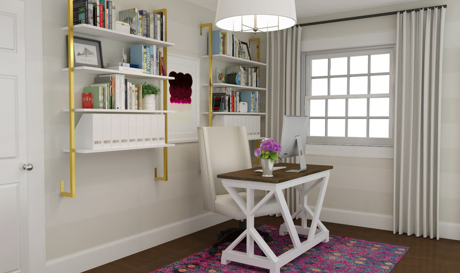 ... Online Designer Home/Small Office 3D Model