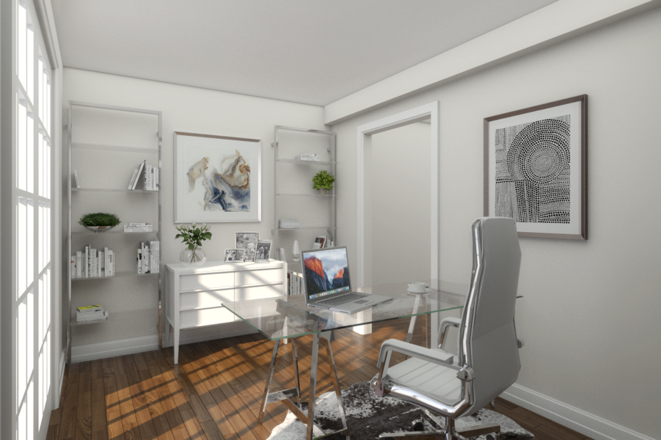 ... Online Designer Home/Small Office 3D Model