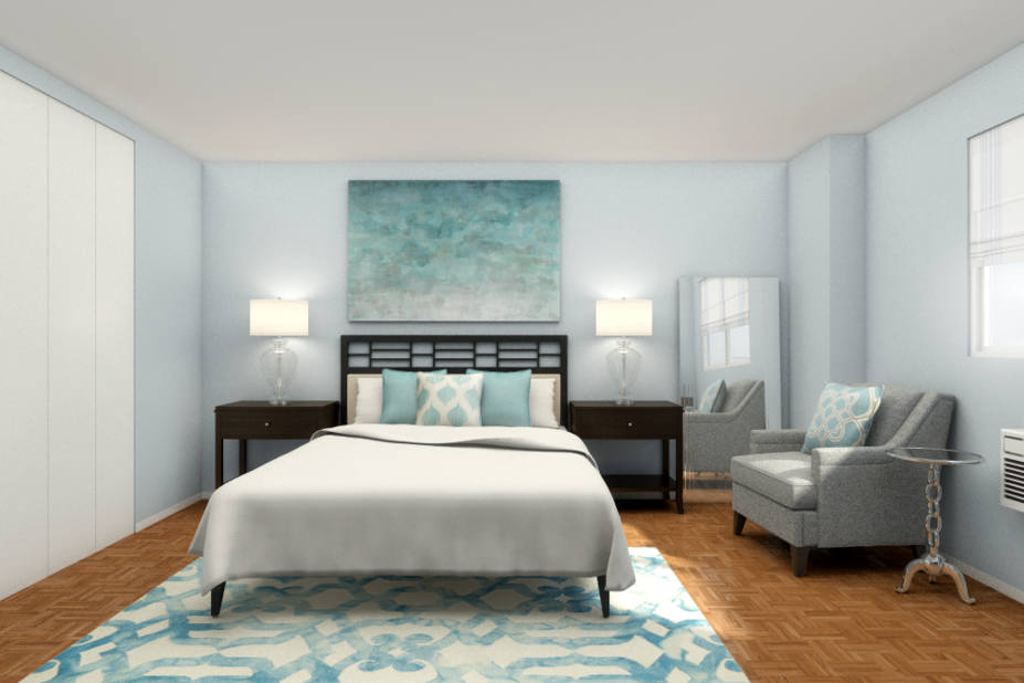 ... Online Designer Bedroom 3D Model