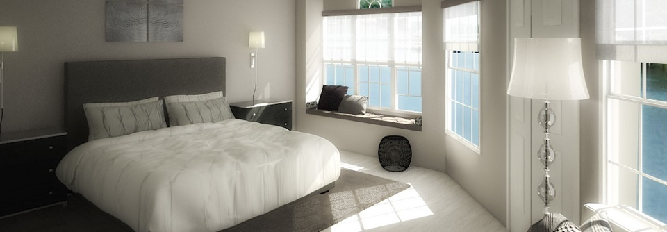 Debbie'S Classy Black & White Bedroom Design | Decorilla