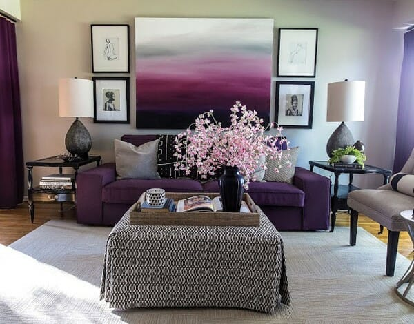 Awesome How To Balance Your Masculine And Feminine Decor With Masculine  Interior Decorating.