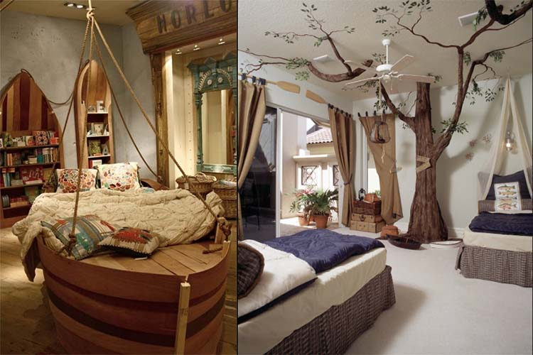 18 rooms that make you wish you were a kid again for Interior designs for kids