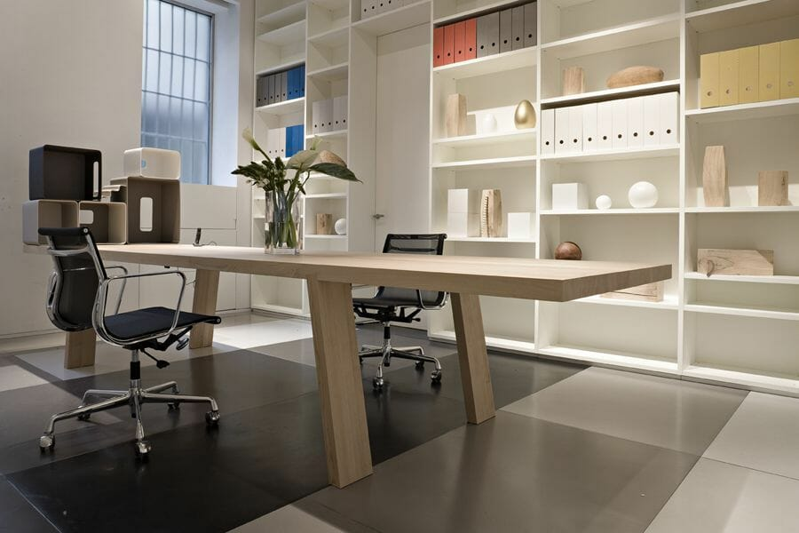 beautiful office interior