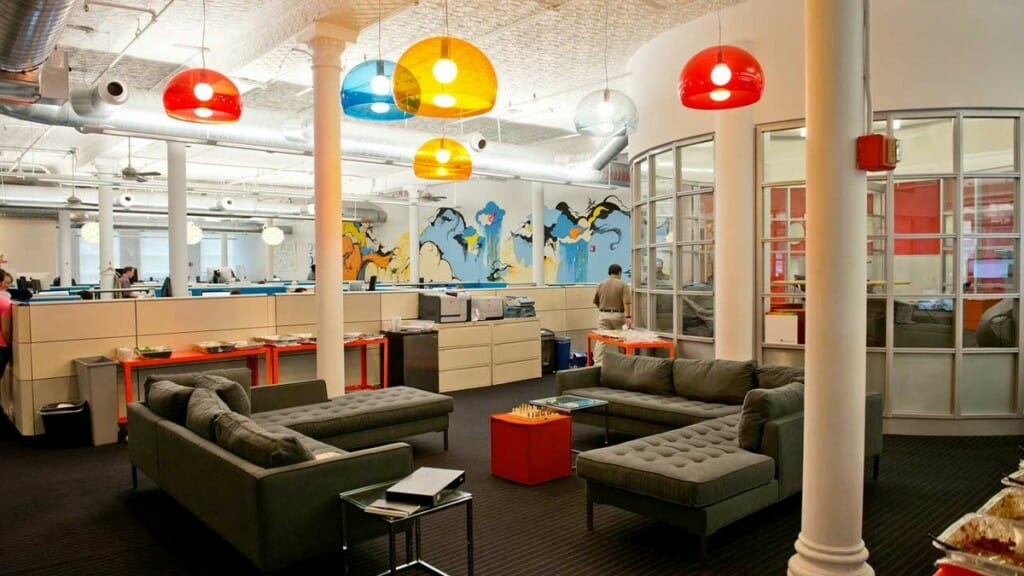 starup-office-design-Outbrain-NYC-Office