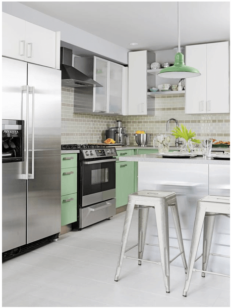 How to add industrial elements to your decor decorilla for Elements kitchen designs