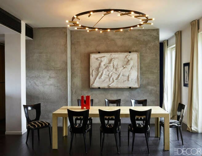 find an interior designer for a Contemporary style dining room