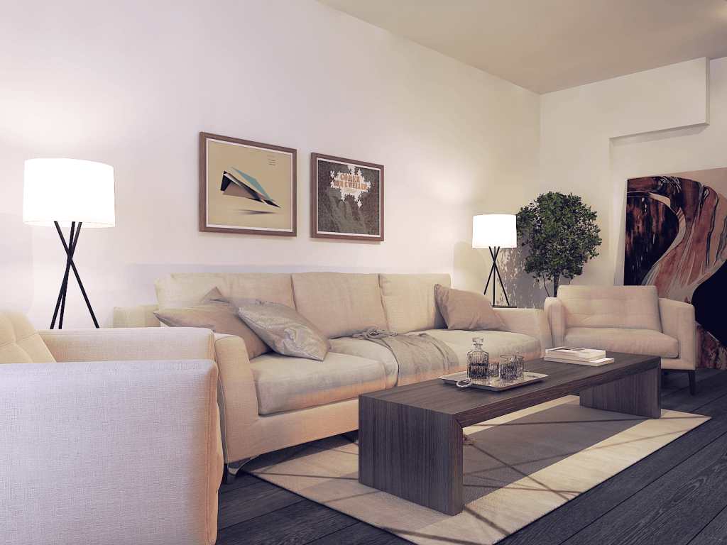 Cozy Living Room: How To Find An Interior Designer That's Right For You