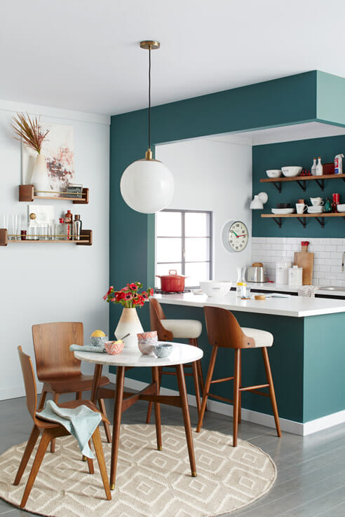 Bold Paint Colors how to use bold paint colors in your living room