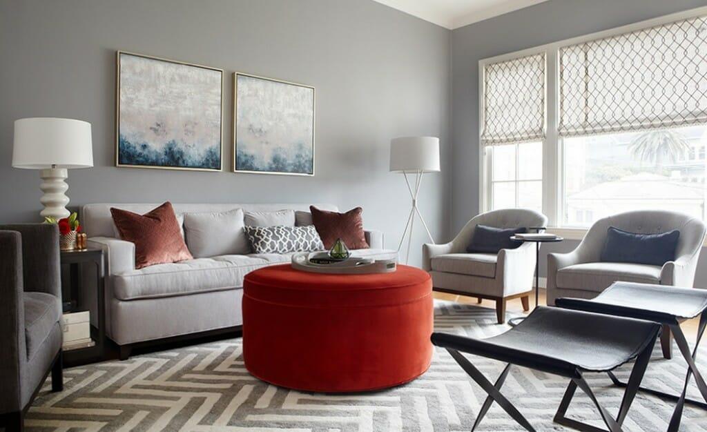 Modern Living Room San Francisco Best Interior Design 12: Top 7 San Francisco Interior Designers