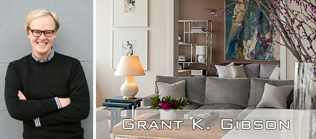 High Quality SF Interior Designer Grant K. Gibson