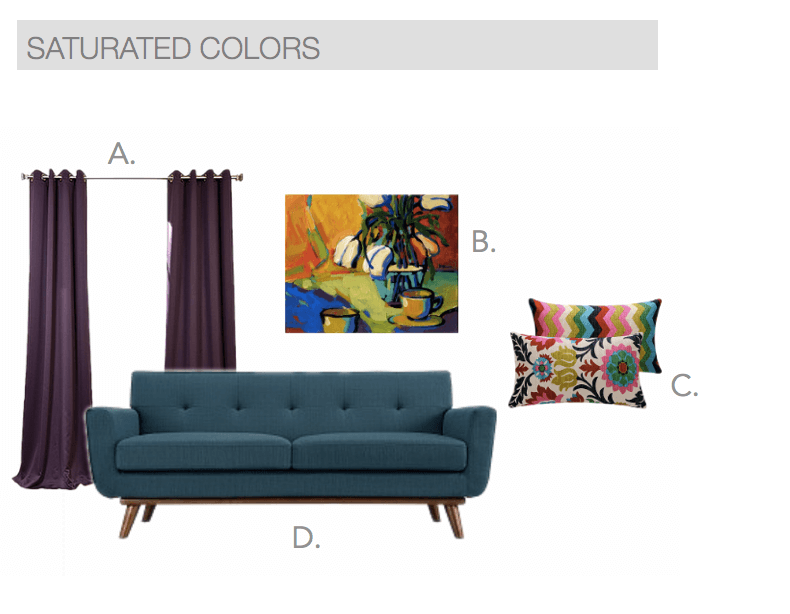 fall trends saturated colors