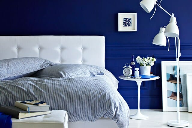 Interior Blue Bed Rooms how to decorate with different shades of blue decorilla magnificent bedrooms on bedroom beautiful ideas