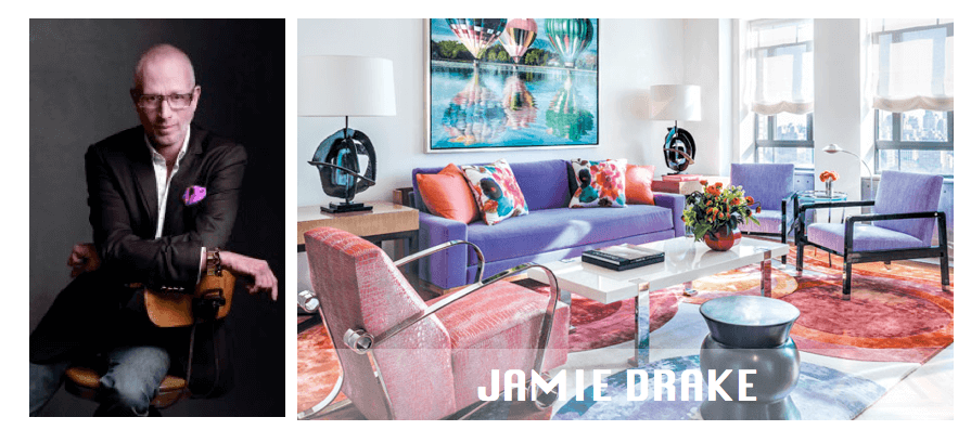 Top NYC Interior Designers Jamie Drake