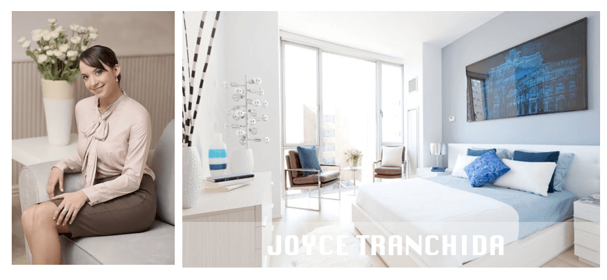 Top NYC interior designer Joyce Tranchida