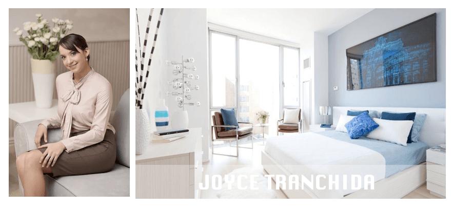 Top NYC interior designer Joyce Tranchida