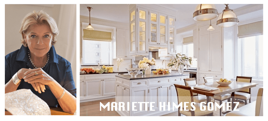 Captivating Top NYC Interior Designers Mariette Himes Gomez