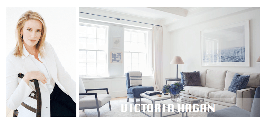 Top NYC Interior Designers Victoria Hagan