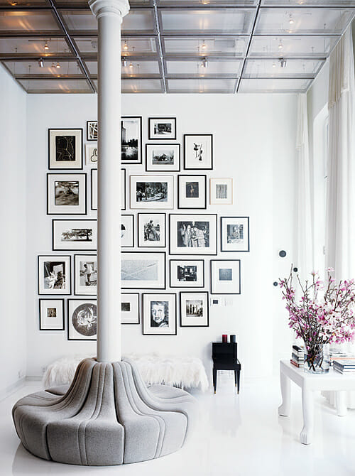 Black And White Gallery Wall your guide to creating the perfect gallery wall