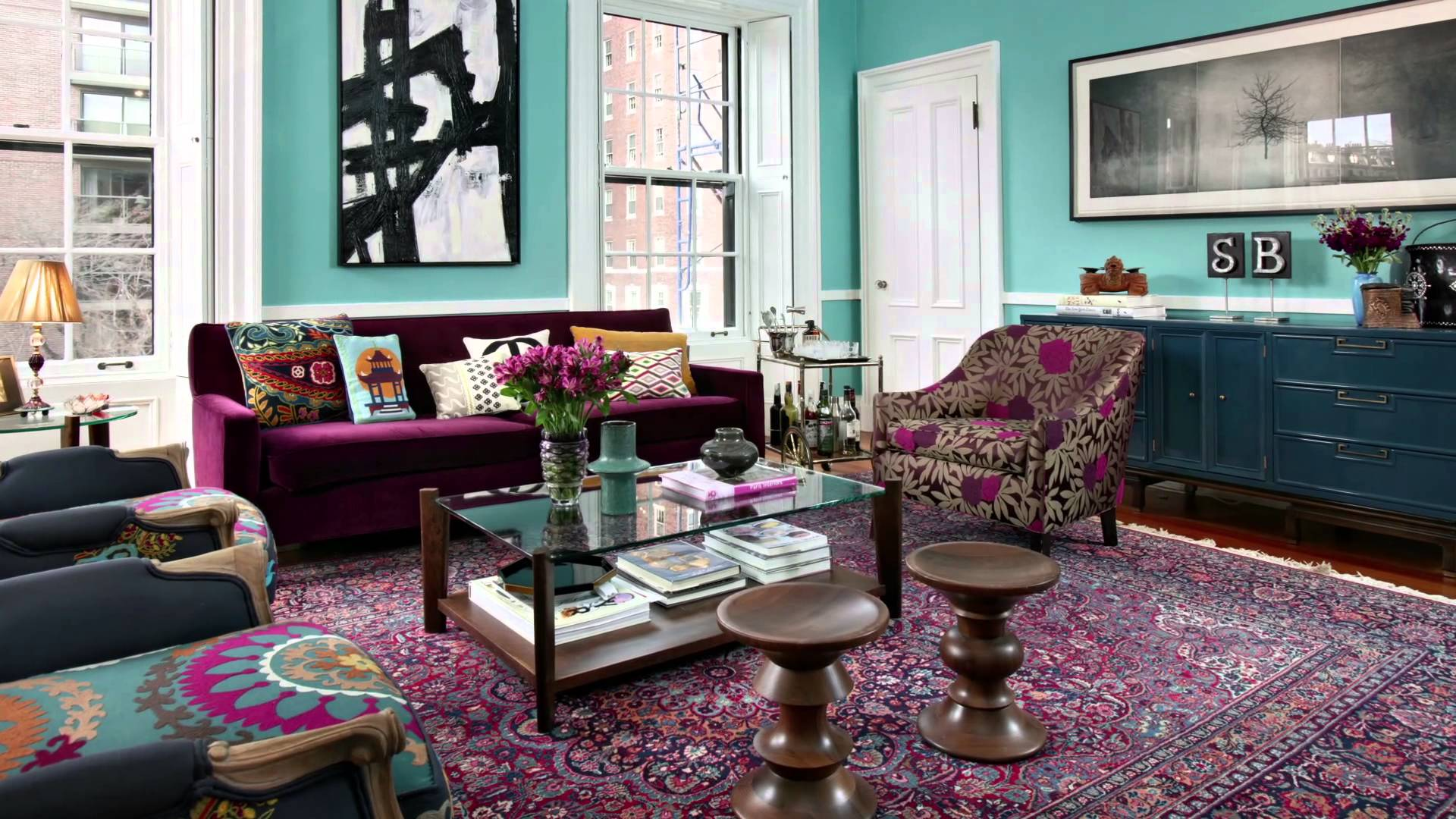 Elegant Katie Curtis Top NYC Interior Designer