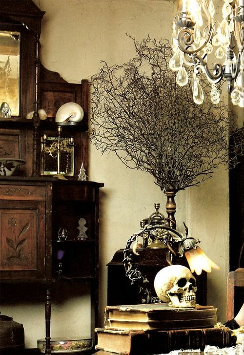 Gorgeous Gothic Decor