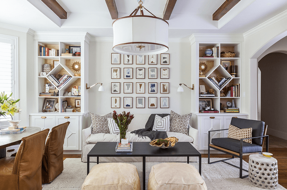 Superior Houston Interior Designer Marie Flanigan Living