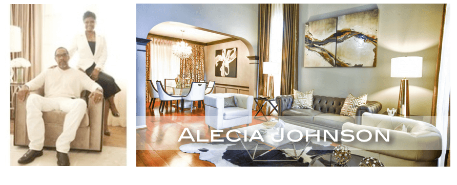 top Houston interior designer Alecia Johnson