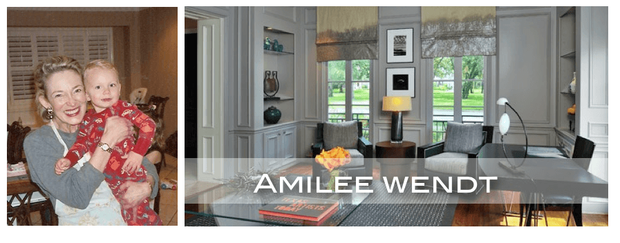 top Houston interior designer Amilee Wendt
