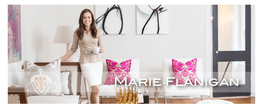top Houston interior designer Marie Flanigan