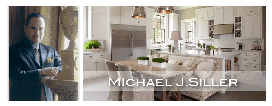 top Houston interior designer Michael J. Siller
