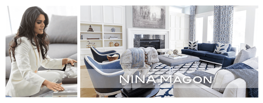 top Houston interior designer Nina Magon