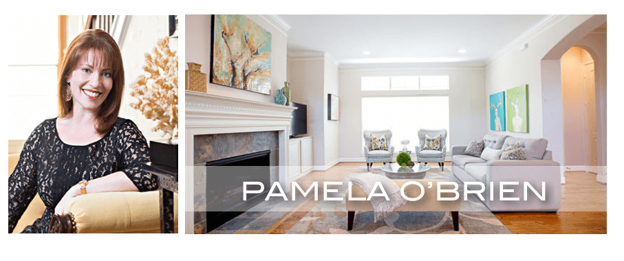 top Houston interior designer Pamela O'Brien