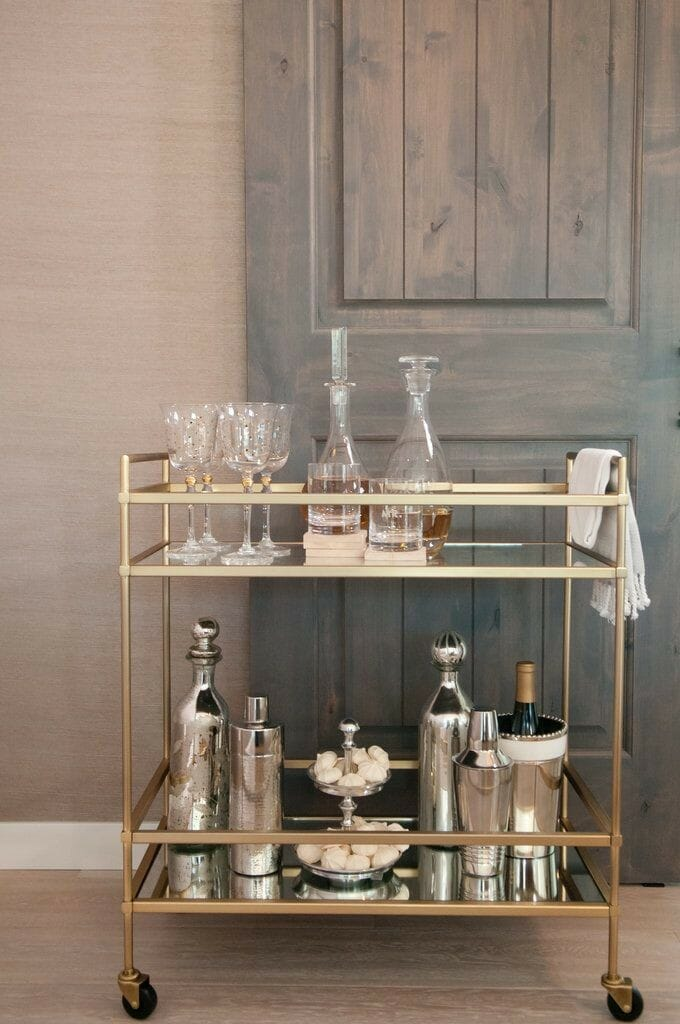 bar cart tools