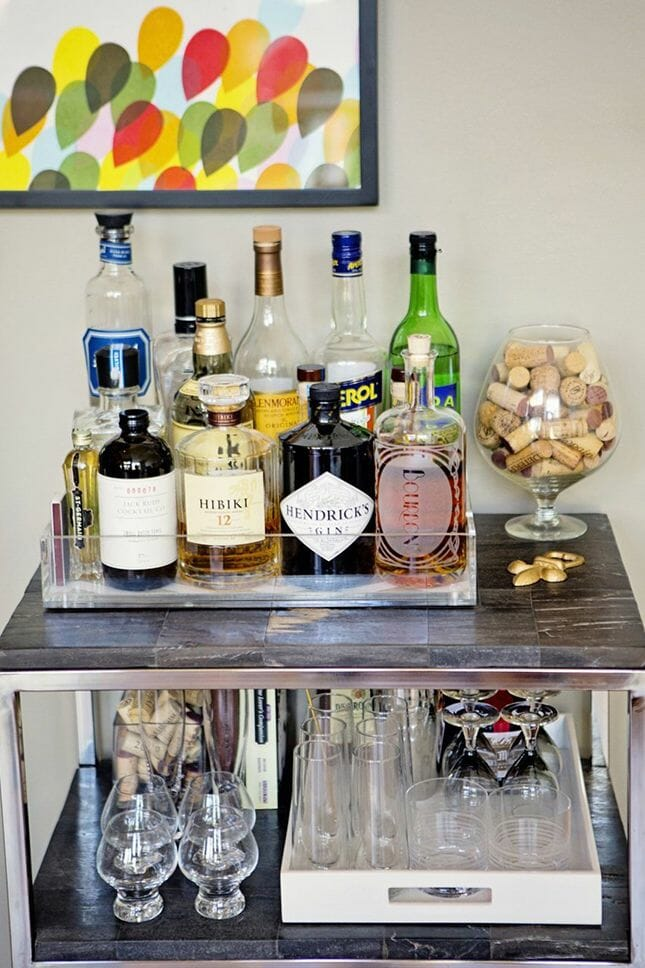 Bar-Cart-organized-via-Brit-Co