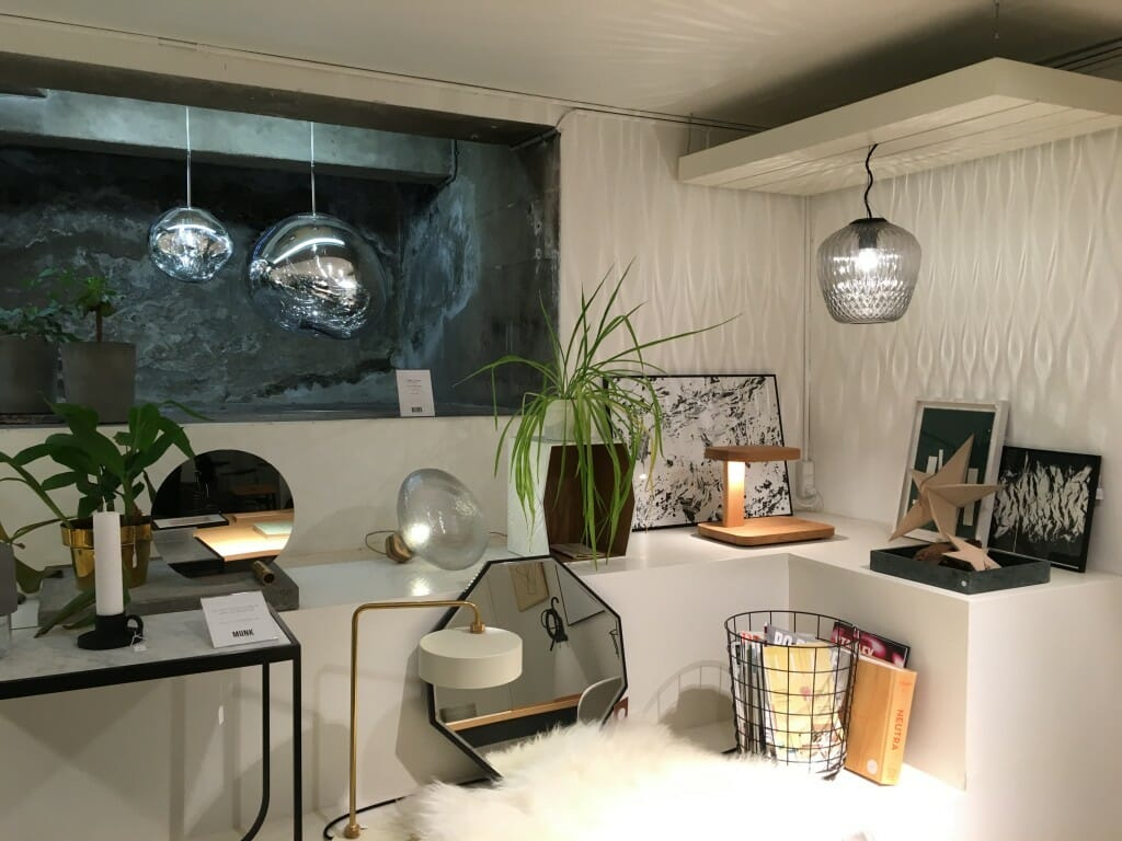 Scandinavian design lighting copenhagen