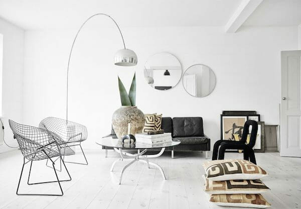 Scandinavian Interior Design Flooring