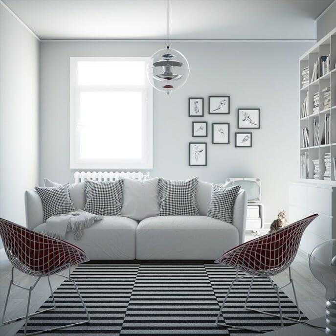 Tips tricks for creating beautiful scandinavian interior design decorilla