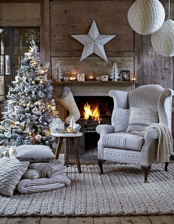 top Christmas decorating ideas lighting